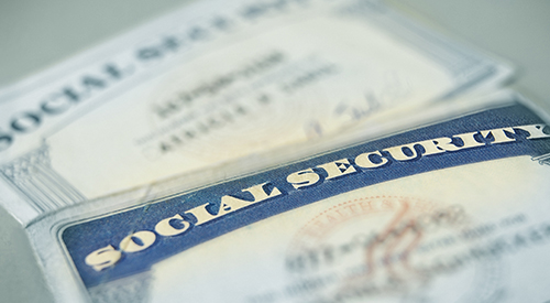 Safeguard Data. Reduce Use of Social Security Numbers (SSNs).